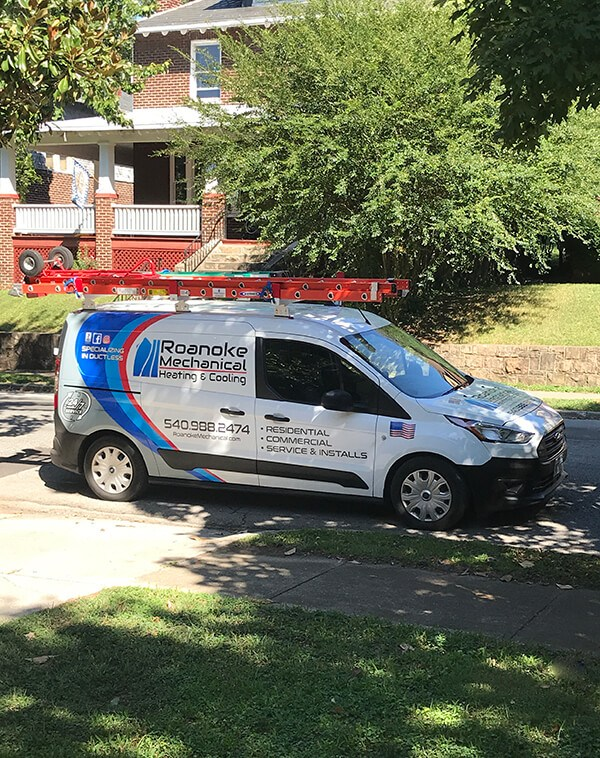 Air Conditioning and Heating Services in Roanoke VA